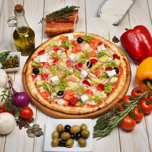 піца Грецька