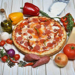 піца Діавола