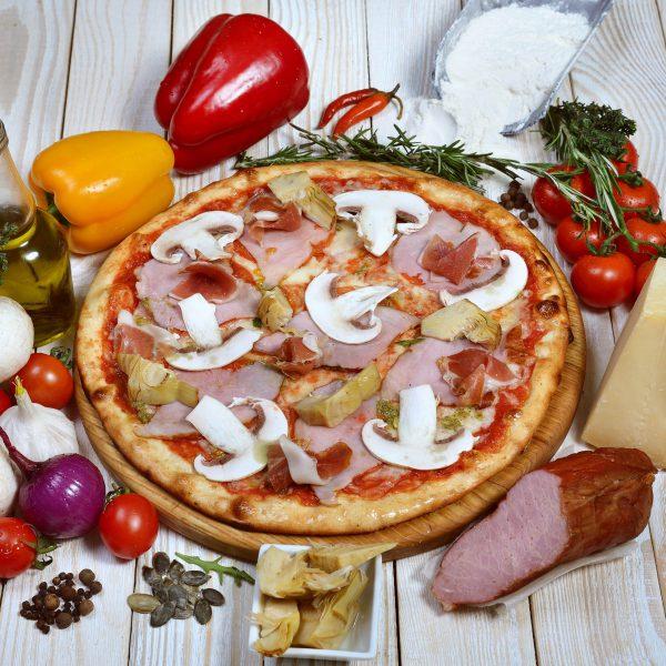 Піца Капрічіоза