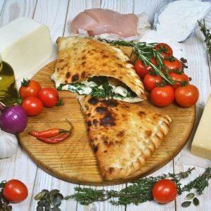 кальцоне піца